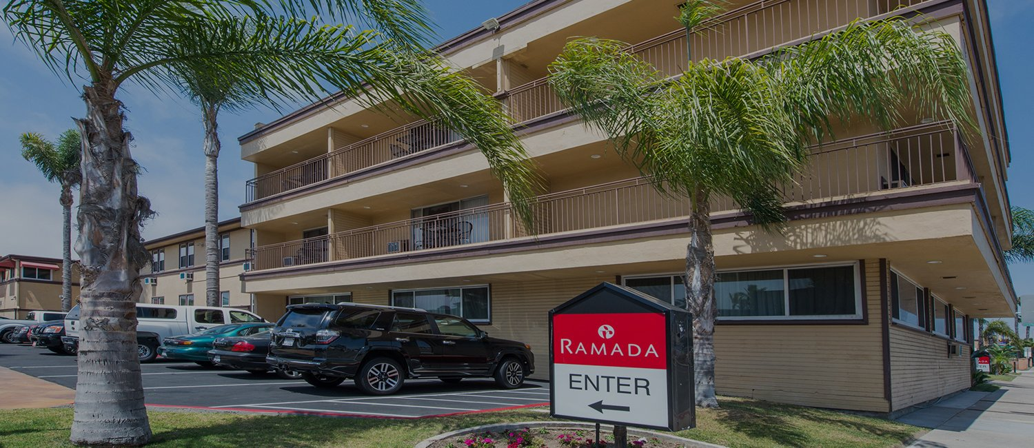 Welcome to Ramada San Diego Airport Hotel