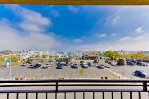 Ramada by Wyndham San Diego Airport - View from Balcony at San Diego Airport Ramada