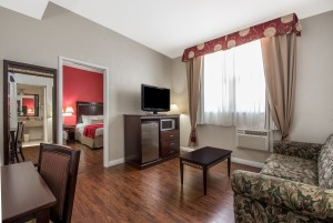 Ramada by Wyndham San Diego Airport - Suites are available at Ramada San Diego Airport