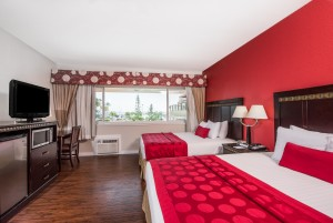 Ramada by Wyndham San Diego Airport - Family friendly San Diego accommodations with 2 beds
